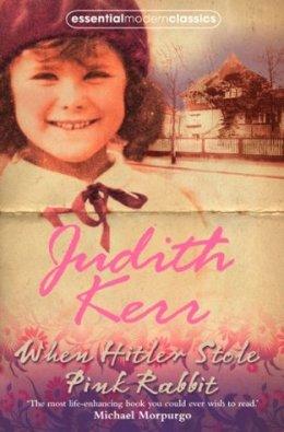 When Hitler Stole Pink Rabbit Judith Kerr